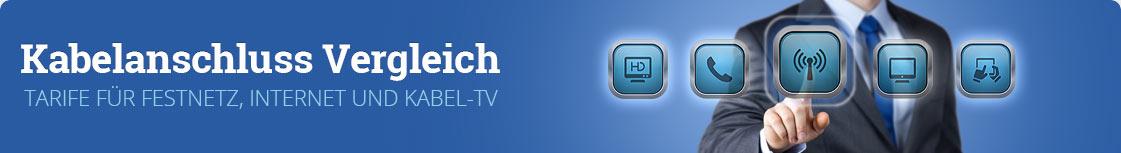 Kabelfernsehen Anbieter - Vergleich Kabel TV